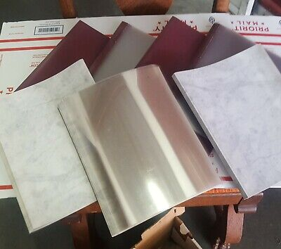 66 Coverbind Thermal Binding Covers - Different Sizes