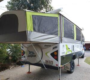 2015 Jayco Swan Outback Camper Nudgee Brisbane North East Preview