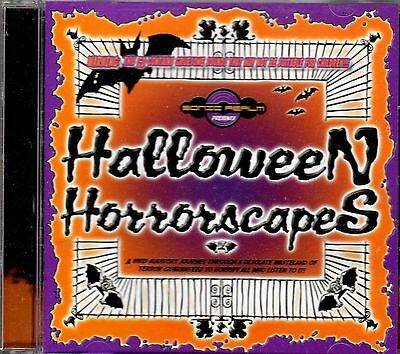 SONIC REALM presents HALLOWEEN HORRORSCAPES: TERRIFYING & HAUNTING SOUND - Sonic Halloween