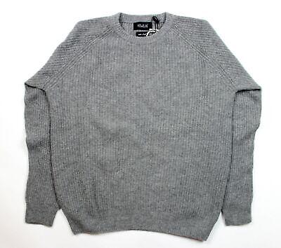 BRAND NEW- Howlin' Better World Sweater- Mist- XL- MSRP $225