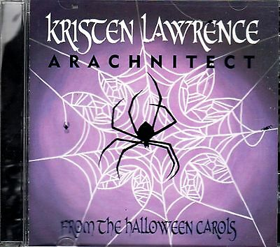 Halloween Carols Music (Kristen Lawrence ARACHITECT Halloween Carols: VOCAL & INSTRUMENTAL HOLIDAY)