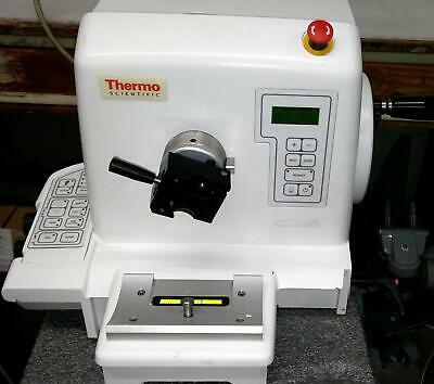Thermo Shandon Finesse Me Microtome