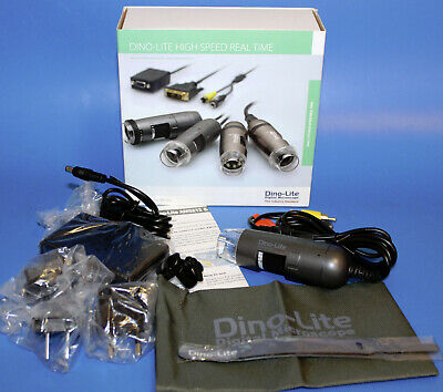 Dino-lite Premier Am4112ptl Am4112ptlid Digital Microscope High Speed Real Time