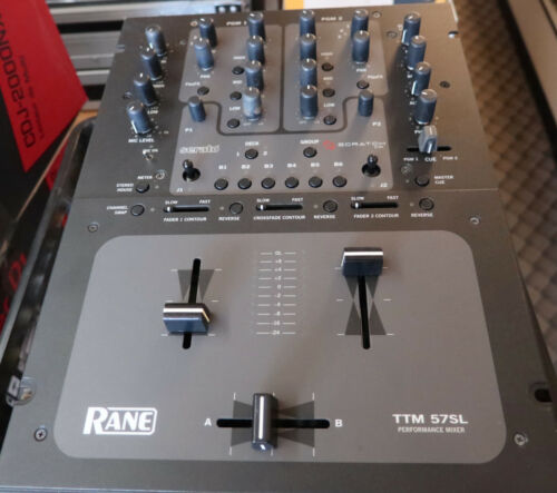 Rane TTM 57SL Used Mixer for Serato Scratch Live Great Condition