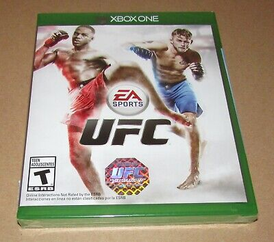 EA Sports UFC (Xbox One) Brand New / Fast Shipping , used for sale  Shipping to Nigeria