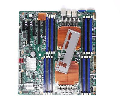 GA-7PESH2 GIGABYTE Intel Rev1.0 LGA2011 E-ATX Server Motherboard LSI2008 2x10GbE
