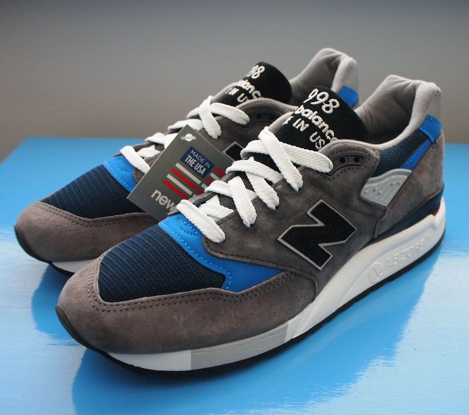 New Balance M998NF UK 9 998 Made in the USA
