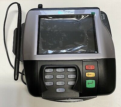 Verifone Mx 880 Credit Card Reader Terminal Machine