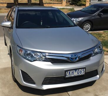 Toyota camry  Sunshine West Brimbank Area Preview