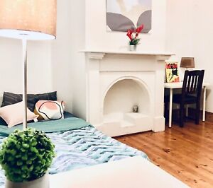 Inner city clean cozy private room bills included