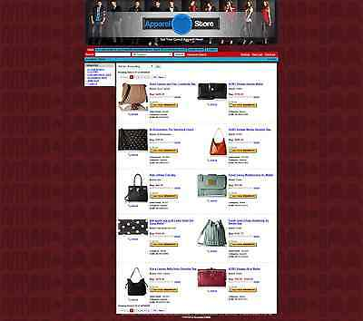Turnkey Amazon Apparel Affiliate Store Website Script Free Hosting For 1 Month