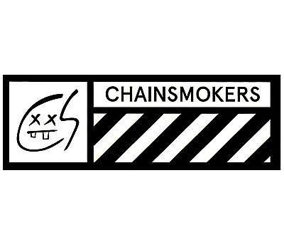 The Chainsmokers Collage Ltd Ed Rare Sticker  Free Pop Stickers  Bouquet Closer