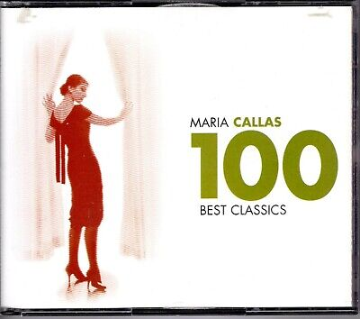 Maria Callas 100 Best Classics