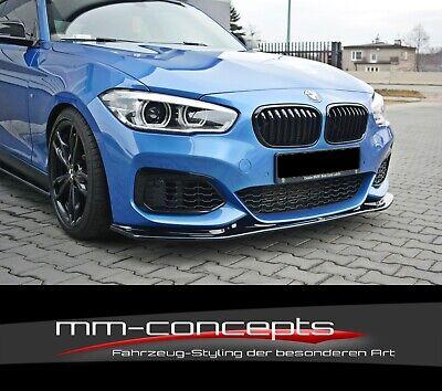 Bootsport-Teile & Zubehör BMW Neu Original 1er F20 F21 Sportlinie Hintere Stoßstange Zierleiste Schwarz