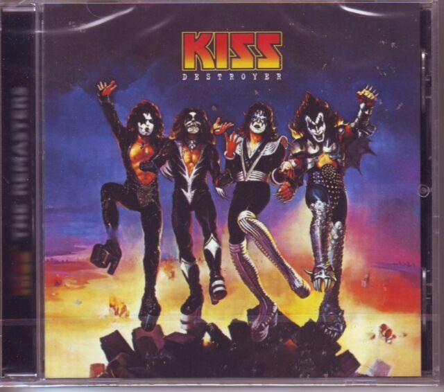 Destroyer (German Version) von Kiss (2014) CD Neuware
