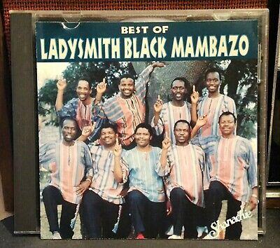 Best Of LADYSMITH BLACK MAMBAZO (CD, 1992,