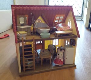 Sylvanian Families Cosy Cottage Set