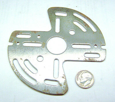 Universal Nos 4d Lighting Fixture Box Spider Mounting Plate .065 Steel