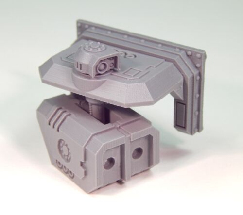 Dual Weapon Sponsons- Gamma