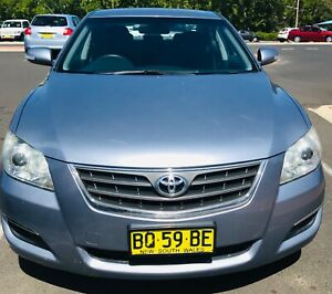 2008 Toyota Aurion for sale-good condition