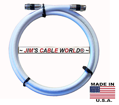 jims cable world 6 inch thru 25