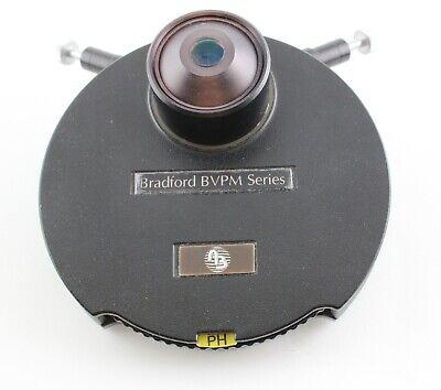 Bradford Olympus Bh2 1.25 Phase Contrast Pol Dark Field Condenser Microscope