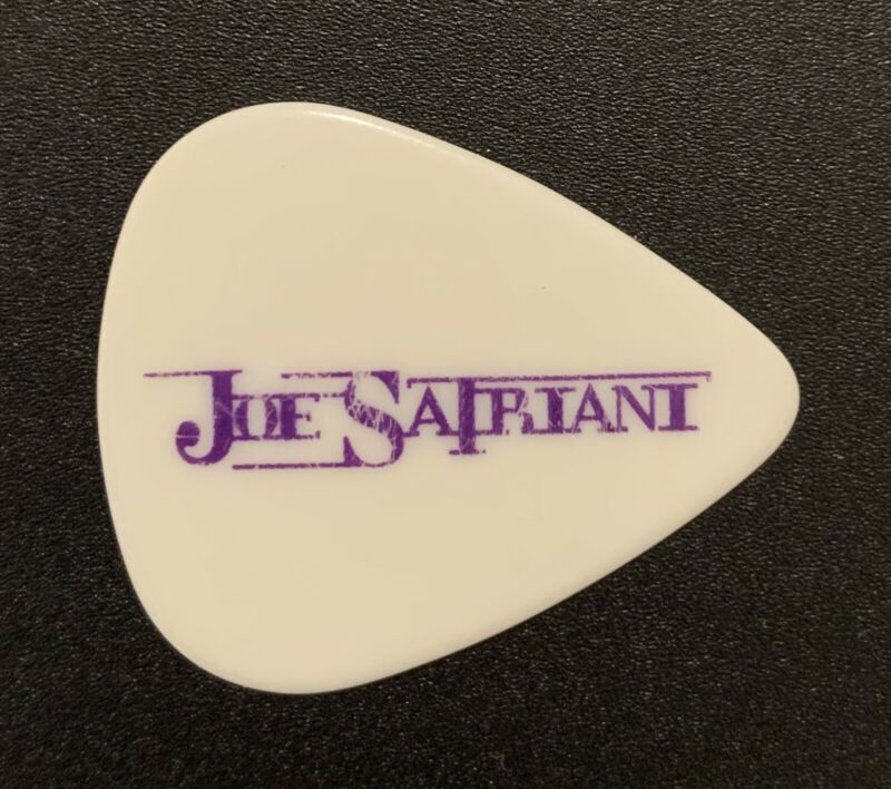 Deep Purple - Joe Satriani Guitar Pick 1994 Tour Europe