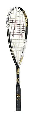 WILSON BLX ONE.55 squash racquet on Rummage