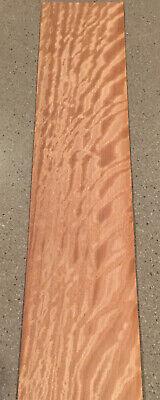 Moabi Wood Veneer 4 Sheets 42x 9.5 11 Sq Ft