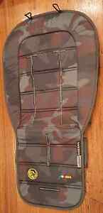 Bugaboo Diesel camouflage seat liner  RRP $99 can post $9 Glen Iris Boroondara Area Preview