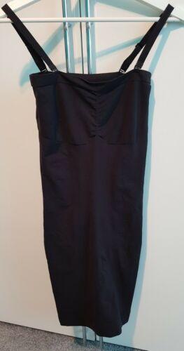 Triumph Second Skin Sensation Bodydress Mieder Kleid Shapewear Schwarz M