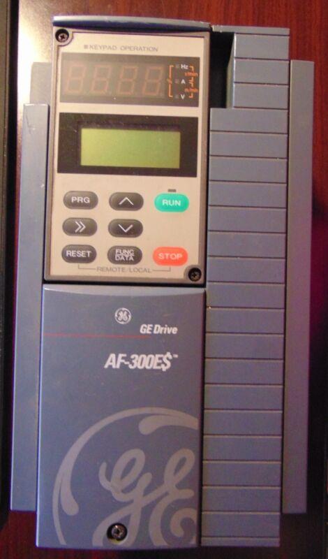 GE DRIVE AF-300E$ Model: 6KAF343003E$A1