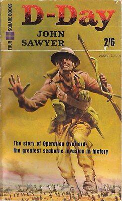 D-Day by John Sawyer