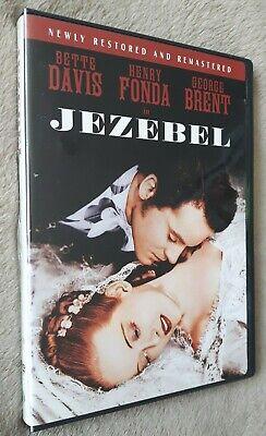 JEZEBEL (1938) Bette Davis, Henry Fonda, George Brent restored US REGION 1 DVD