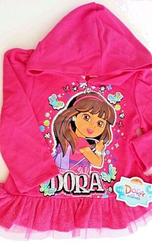 Dora Hoodie sweatshirt Girl