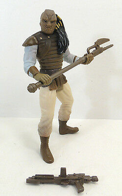 Hasbro Star Wars POTF Weequay Skiff Guard Action Figure Loose