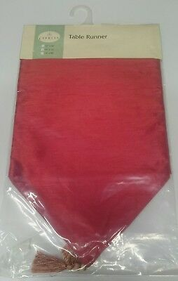 CYPRESS Home TABLE RUNNER Red 13