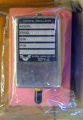 Vectron Crystal Oscillator Mn 255-8729 Freq. 379.750 Mhz New Sealed
