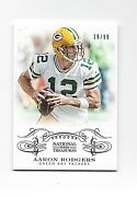 2013 Aaron Rodgers Cards
