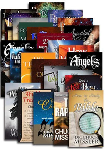 Chuck Missler Small Book Collection