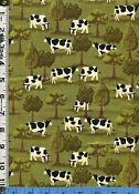 Down on The Farm Fabric