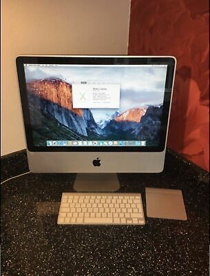 "IMAC APPLE 20"" EARLY 2009 2GB"
