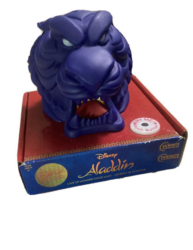 Disney Princess Cave of Wonders Mood Light Aladdin NEW