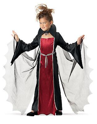 Vampire Girl Dracula Child Costume (Vampire Costumes For Girl)