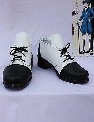 Black Butler Ciel Phantomhive fancy cosplay kostüm stiefels stiefel schuhe ()