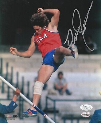 Bruce Jenner Track (Bruce Jenner Signed Track And Field 8x10 Photo *Gold Medal *Caitlyn Jenner)