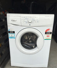 Whirlpool 6th sense 7.5kg front loader washing machine. Maitland Maitland Area Preview