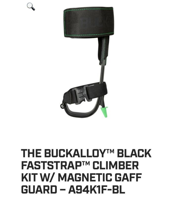 Buckingham Buckalloy Faststrap Climbers