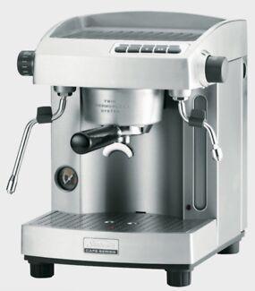 Sunbeam pu6910 cafe coffee machine coffee machines gumtree sunbeam cafe series coffee machine and grinder fandeluxe Image collections