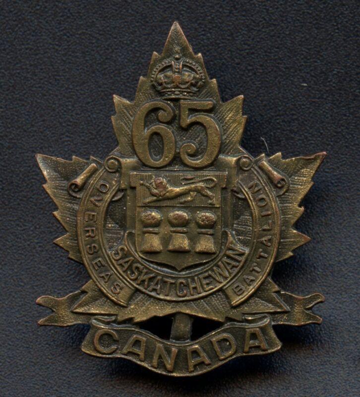 WW1 65 Battalion